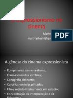 Apresentação Expressionismo No Cinema