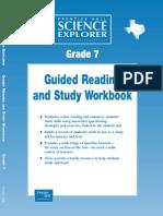 Science Workbook