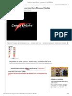 Eletrônica Campo Elétrico _ Transmissor FM 2 Km 100 MHz