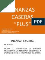 Educacion Financiera (Finanzas Caseras Plus) - Mauricio Villa