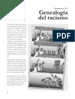genealogia del racismo