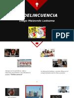 La Delincuencia Diego.odp_0