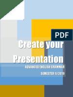 Tasks Presentations Grammar Stundent Made