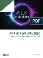As 7 leis do Universo