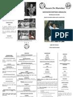 Programa Examen Karate Nuevo 4