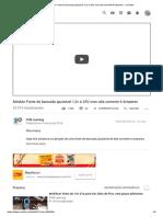 Módulo Fonte de Bancada Ajustável 1,2v à 25V Com Alta Corrente 6 Amperes - YouTube