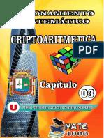 TEMA 03 - CriptoAritmética.