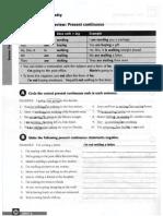 Worksheets - Present Simple v.s. Progressive