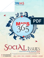 Vision IAS Mains 365 Social Issue -Upscpdf.com