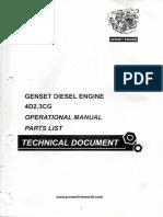 Operational Manual PowerLink 4D2 3CG Escn Cmp-tl OCR