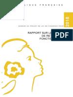 Rapport Retraite Fp - Copie