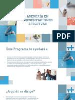 Presentaciones Propuestas Efectivas