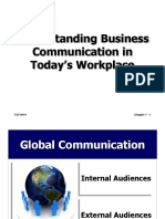 1.1 Understanding Business Communication
