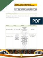 Diseño y Constr Actividad Complementaria U3