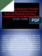 Presentación-Combinacion de Los ASTM D7169 y D7900