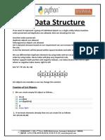List Data Structure