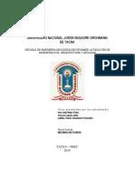 Universidad Nacional Jorge Basadre Grohmann de Tacna
