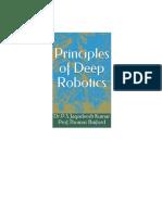 Principles of Deep Robotics [Book]