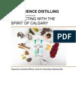 Portfolio - Communication Plan - Confluence Distilling