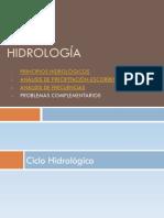 Ciclo hidrológico_Balance Hídrico y Evaporación_MCD