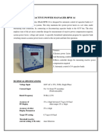 RPM-8 PF Manual