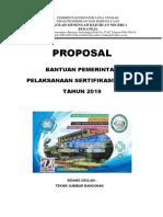 Proposal Sertifikasi 2019 Smk Tgb