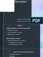 Case discussion of CML