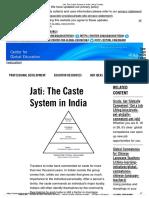 Jati_ The Caste System in India _ Asia Society.pdf