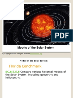 Models of the Solar System