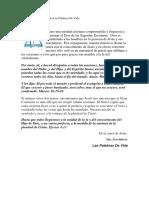 Visión y misión de grupo Las Palabras De Vida.docx