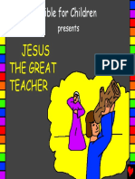 Jesus the Great Teacher English