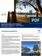 HRCC Open Space Strategy draft