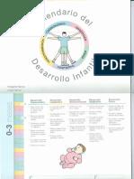 Calendario del Desarrollo Infantil