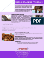 Corrosion Testing Training