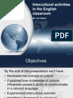 intercultural activities