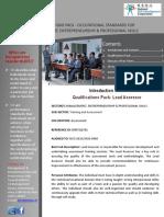 QP Lead Assessor MEPQ2702 V1