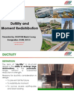 Ductility and Moment Redistribution_REV01