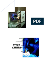 Cyber Crimes in Banks