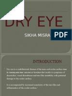 Dry Eye ppt