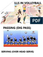 Ppt Volleyball Demo