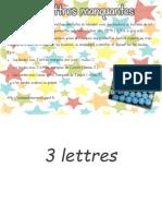 LCDL - Les Lettres Manquantes HEMA