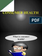 Gr. 10 Consumer Health