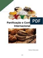 Apostila Panificação e Confeitaria Internacional