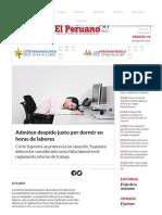 Admiten despido justo por dormir en horas de labores.pdf