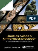 Florez_El Enigma de La Motivacion Humana_Angeles Caidos o Antropoides Erguidos