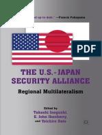 The U.S.-Japan security alliance  regional multilateralism.pdf