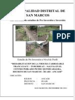 Vdocuments.mx Perfil San Marcos Trocha Carrozable Final