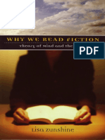 Why we read fiction - Liza Zunshine