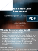 Contaminated Land Assessment