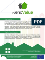 Flyer Renovalue English
